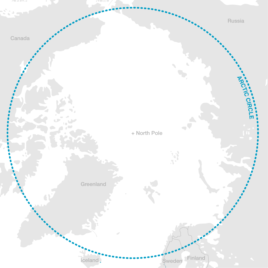 The Arctic Map